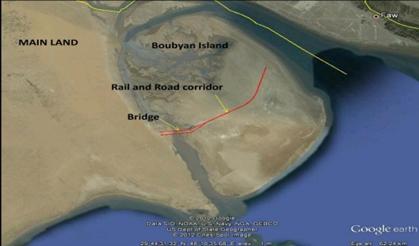 Mubarak Al Kabeer sea port project
