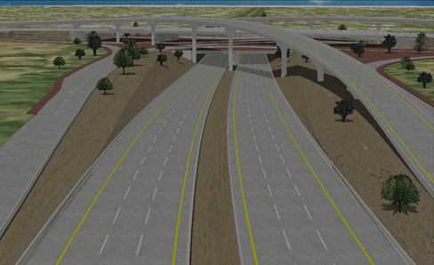 Development and Design of Forth Ring Road