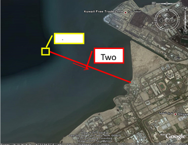 EIA Study for KISR Sea Water Intake at Al-Shuwaikh