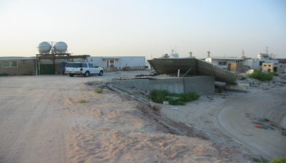 Study, Design & Construction of the Al-Doha storage Area project