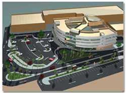 Construction of Hiya Al-Habeeb Center for Digestive System-Mubarik Al-Kabeer Hospital