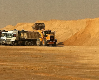 Land Use Planning Framework to Protect Sand  Supply Sources for Construction Uses in Kuwait