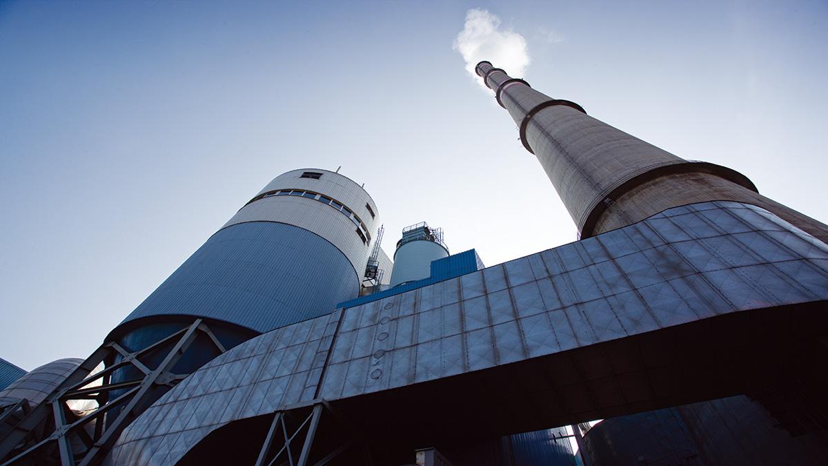 Stack Emission Measurement for Kuwait Danish Diary Company (KDDC)
