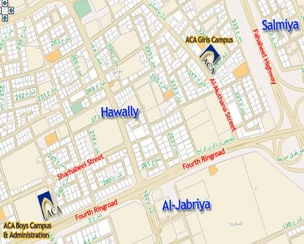 Carrying out land use survey for the project traffic management & updating plan for Hawalli area. 2012-2013