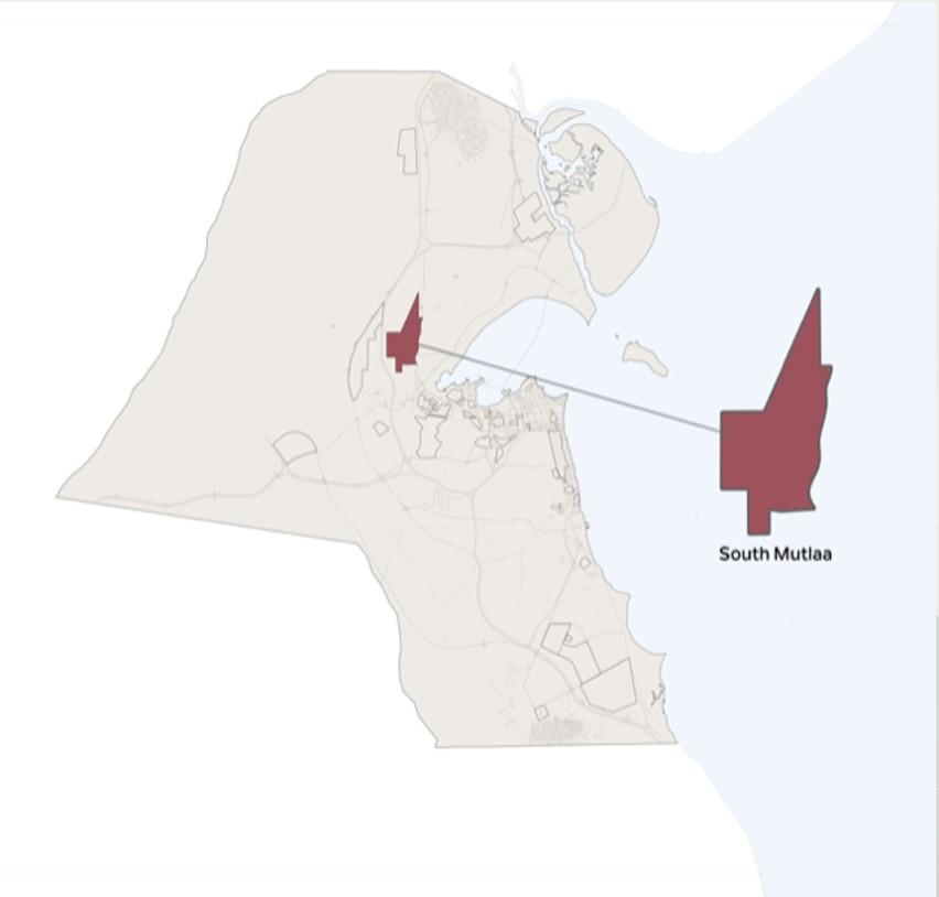 Environmental Studies, monitoring works and reporting for new Al-Mutla'a residential city-Kuwait blocks N2 & N3. 2018 -Present