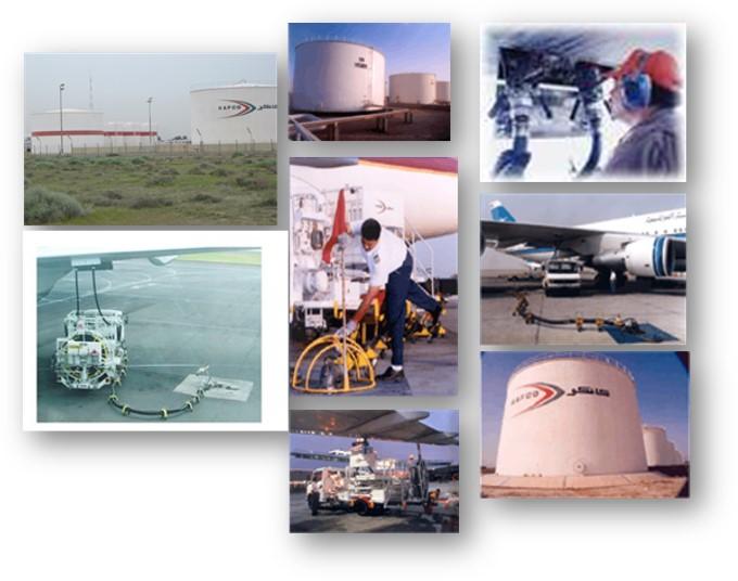 Environmental impact assessment study (EIA) New KAFCO Aviation Fuel Depot (FD) Project. 2006-2007