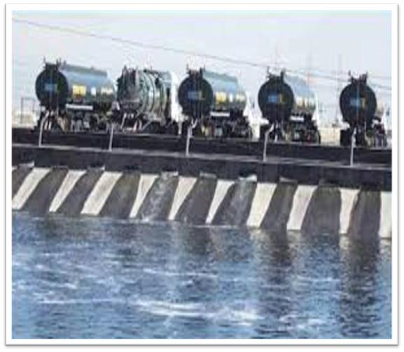 Supply, design and construction, operation and maintenance of Kabd wastewater treatment plant and Jahra & Ardiya pumping station, and pressure mains. 2007-2008