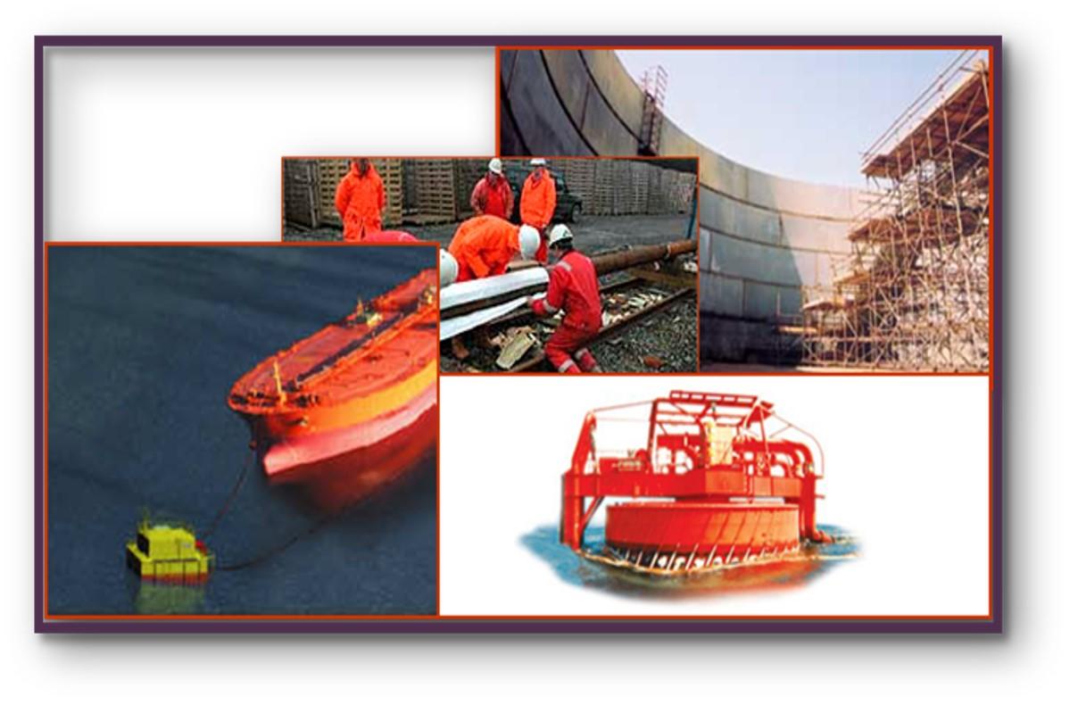 Environmental impact assessment study (EIA) for the Crude Export Facilities at North Tank Farm, South Tank Farm and Mina Al-Ahmadi project. 2006-2007